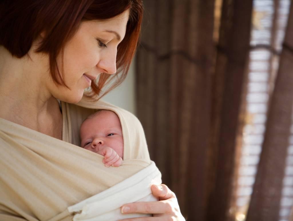 Как укачать ребенка | уроки для мам