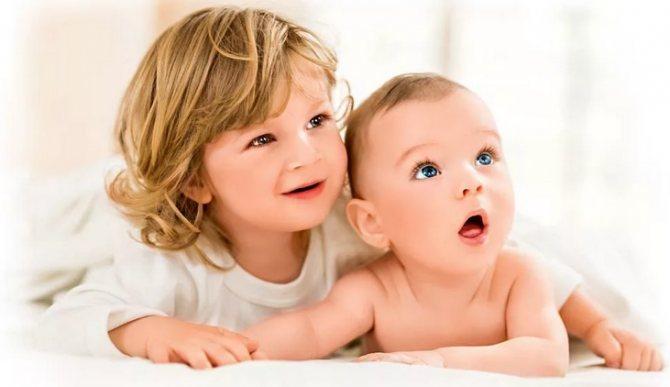 Дети-погодки. 6 главных плюсов маленькой разницы в возрасте