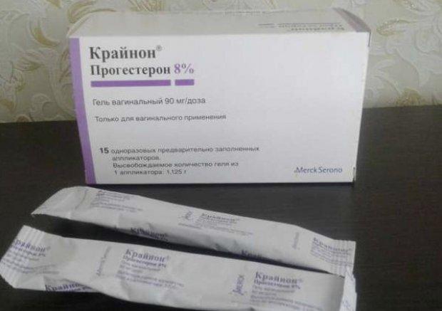 Крайнон - вагинальный гель при беременности, для чего назначают