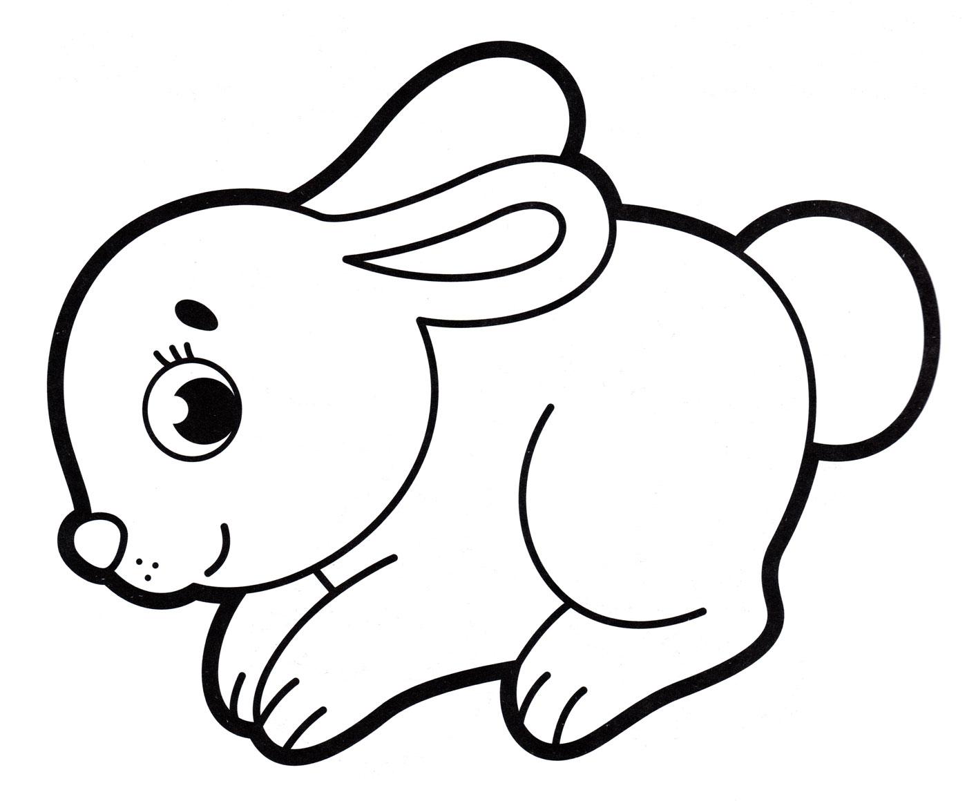 Раскраски малышам распечатать бесплатно, красивые первые раскраски с цветным контуром и образцами для детей 1, 2, 3 года