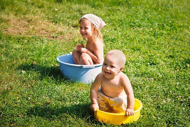 Закаливание детей первого года жизни. методы закаливания детей с раннего возраста