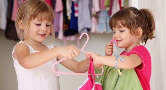 Учим ребенка самостоятельно одеваться