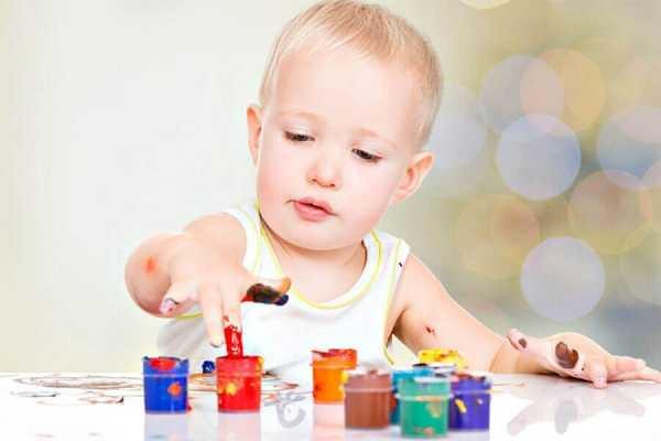 Как научить ребенка различать цвета | 10 способов