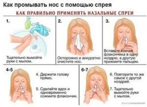 Что закапать в нос новорожденному? | медик03