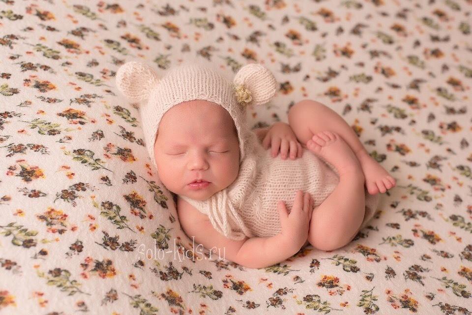 3 хитрости постановки кадра для фотосъемки новорожденных