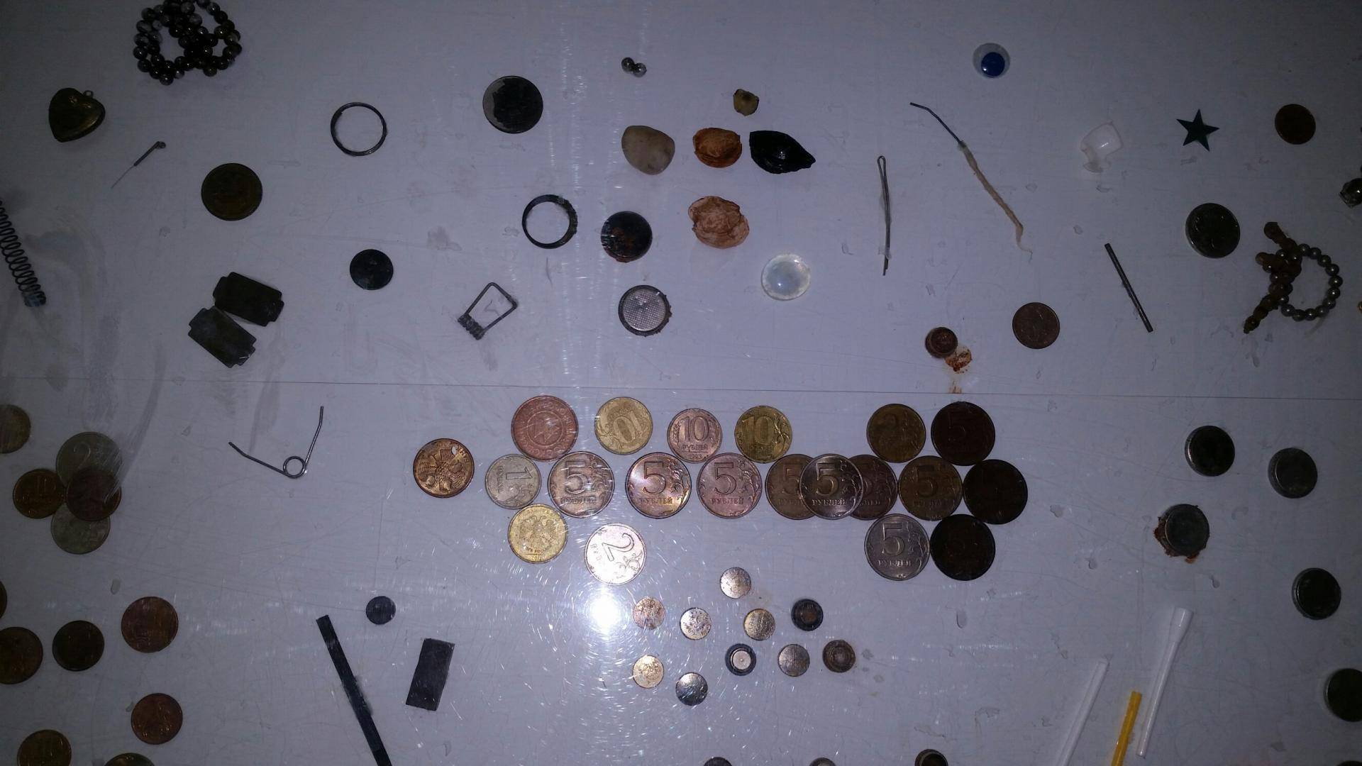 Ребенок проглотил монету! что делать?