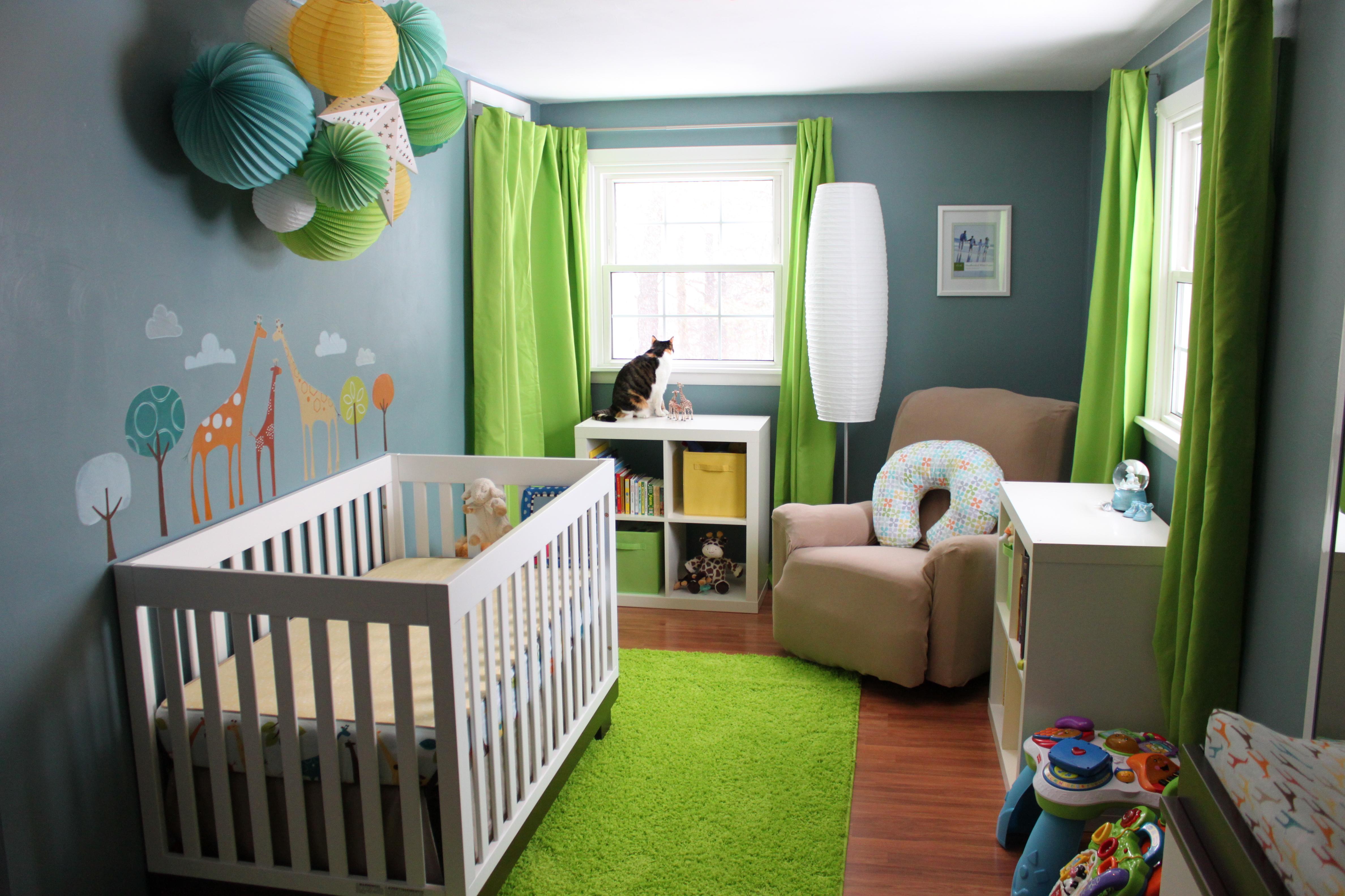 5 базовых советов,  как правильно обустроить детскую комнату с учетом возраста ребенка