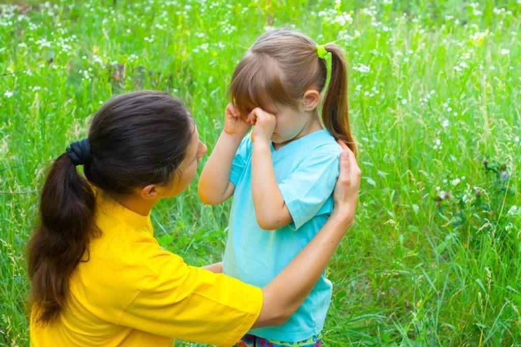 Навязчивый страх за ребенка: как избавиться