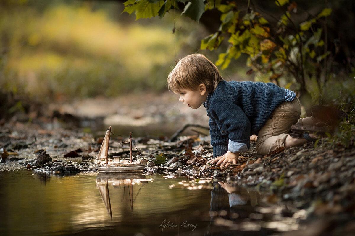 Как работает детская память, и что ребенок запомнит из своего детства