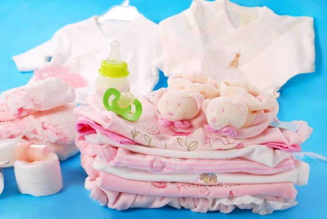 Можно ли заранее покупать вещи для новорожденного