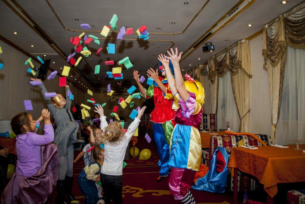 Игры на празднике дома для детей 3-4-5 лет