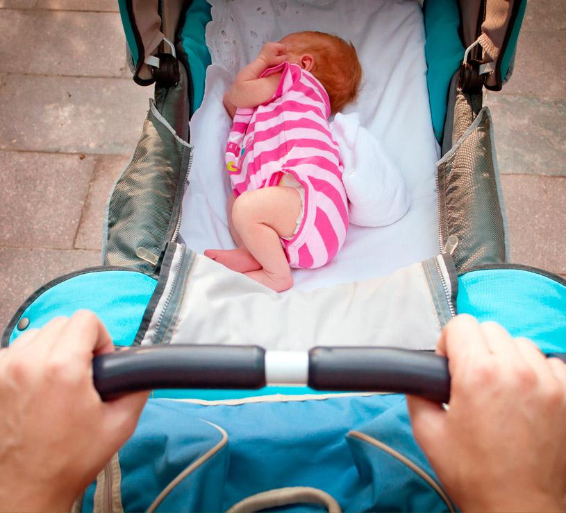 Прогулки с новорожденным: когда в первый раз выйти на улицу. как одеть малыша и сколько длится прогулка с новорожденным - автор екатерина данилова - журнал женское мнение