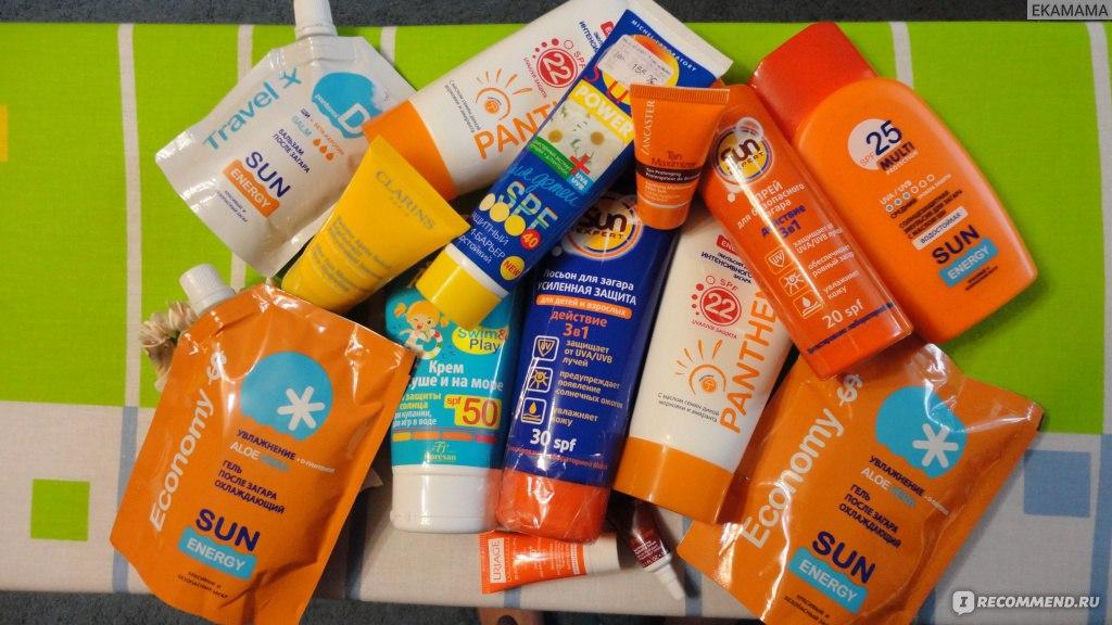Особенности применения солнцезащитного крема для детей от загара в детском возрасте