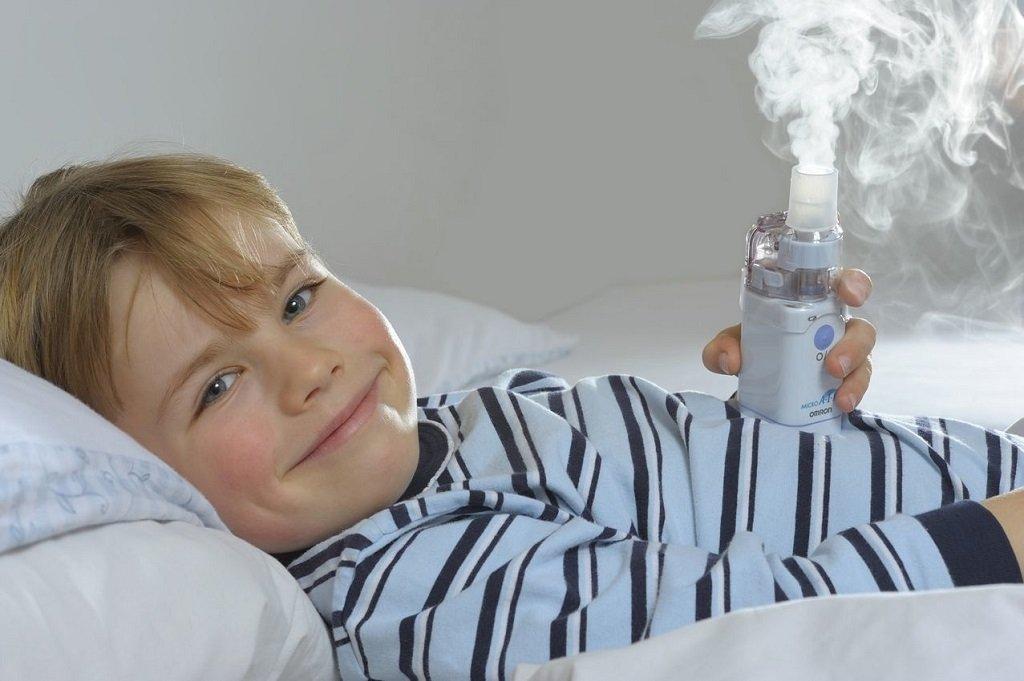 У ребенка хрипы в горле при дыхании | первый доктор