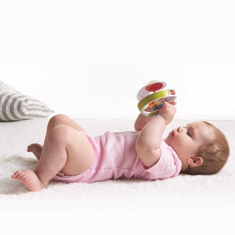 Погремушка для новорожденного | уроки для мам
