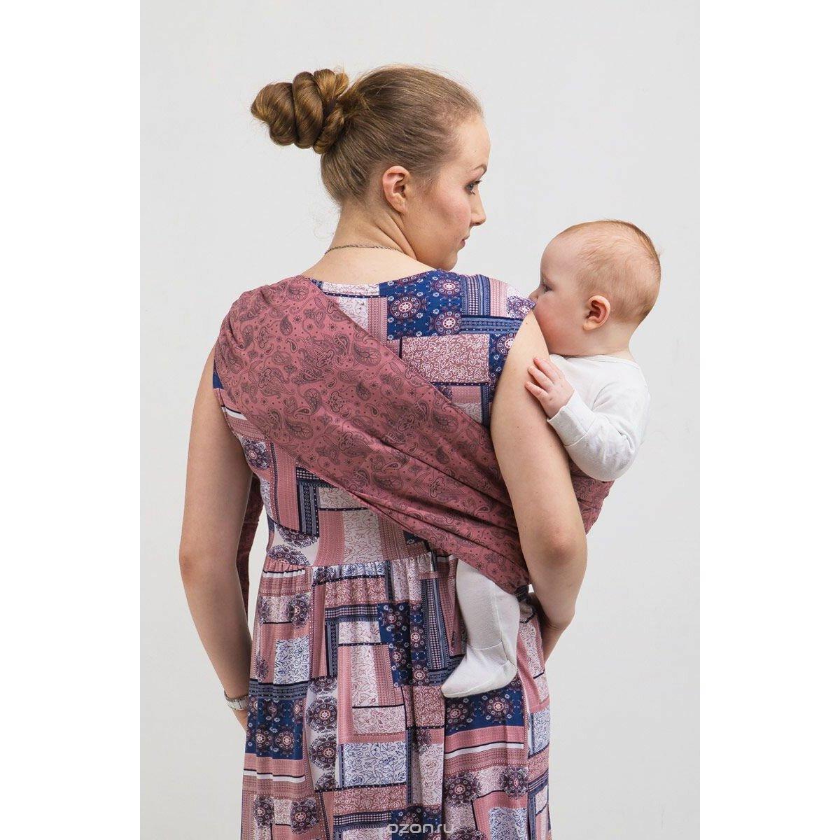 Май-слинг для новорожденных: с какого возраста, инструкция по применению