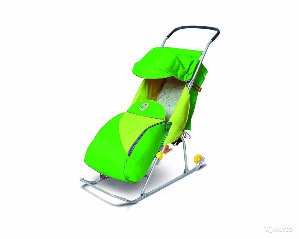 Топ-9 лучших санок-колясок для детей в рейтинге zuzako 2020 года