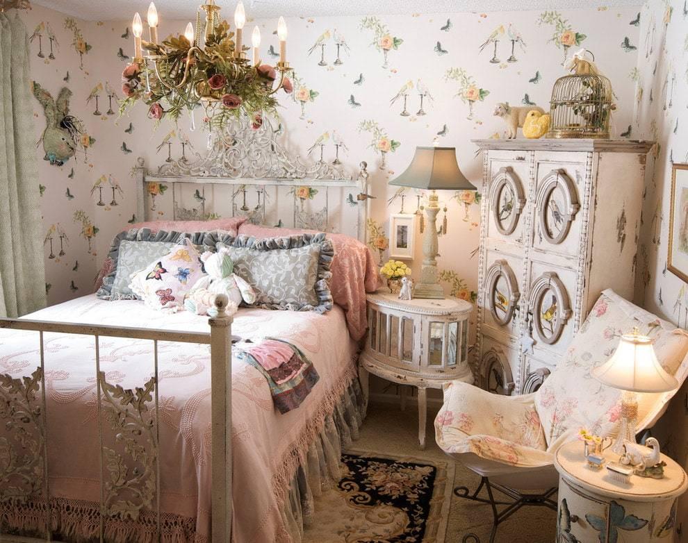 Детская комната в стиле прованс | 65 фото идей
