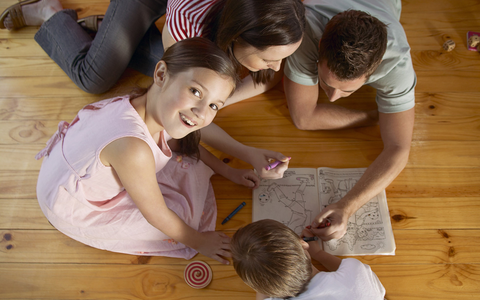 10 важных и эффективных уроков жизни, подсмотренных у детей