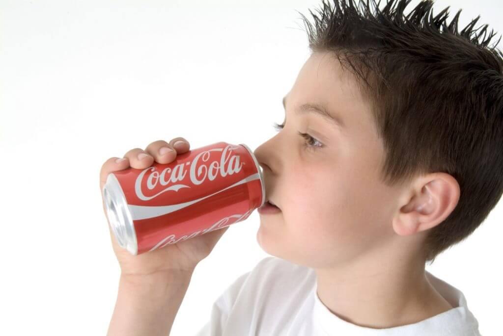 Кока-кола при отравлении комаровский