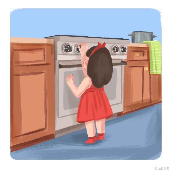 8 вещей, которые нужно скрывать от своих детей