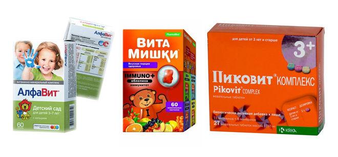 Препараты для повышения аппетита у детей