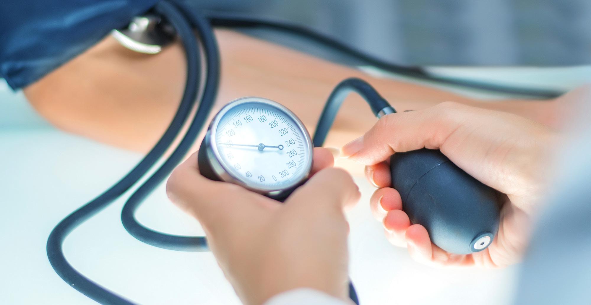 Профилактика артериальной гипертензии и факторы риска давления