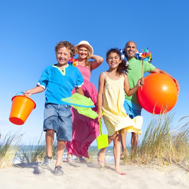 Как провести выходные с ребенком интересно и с пользой