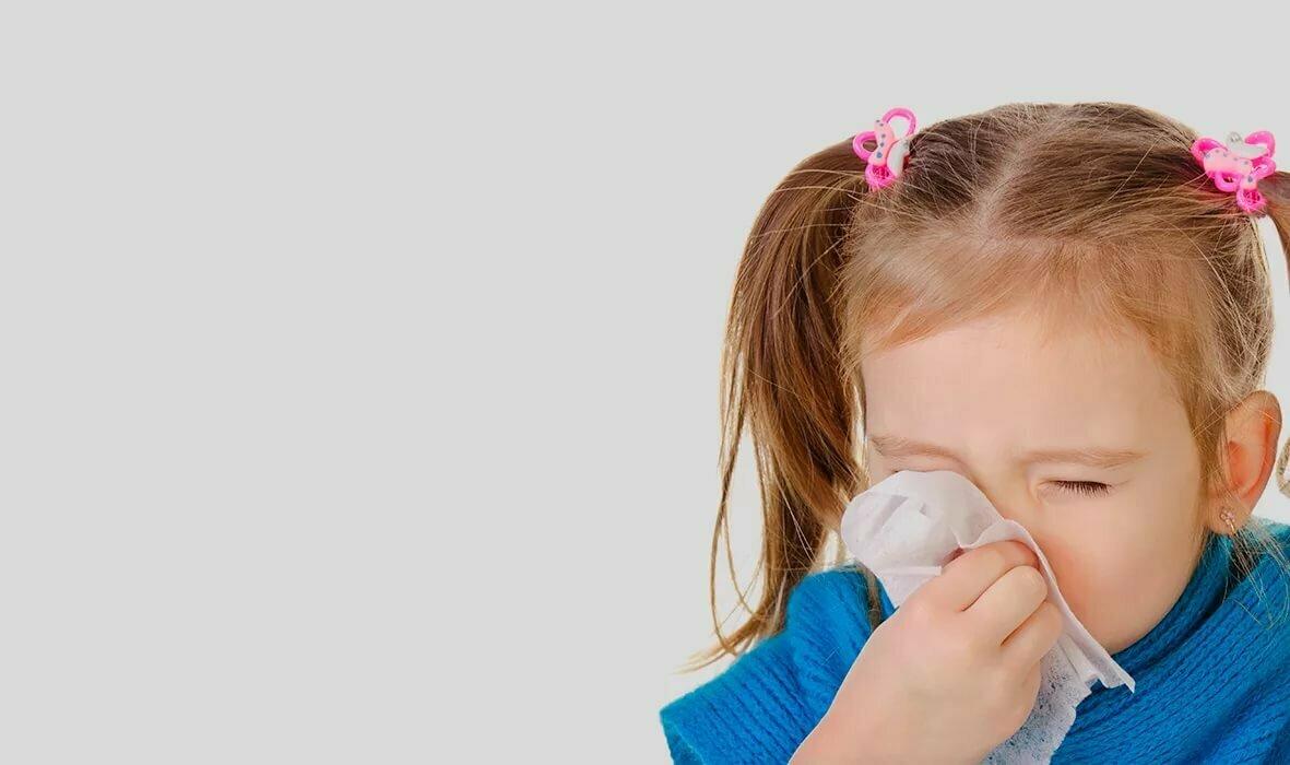 Аллергический ринит у ребенка: причины, симптомы и лечение насморка