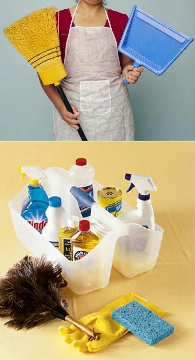 6 лайфхаков быстрой уборки: как оптимизировать этот процесс?     - семья и дом