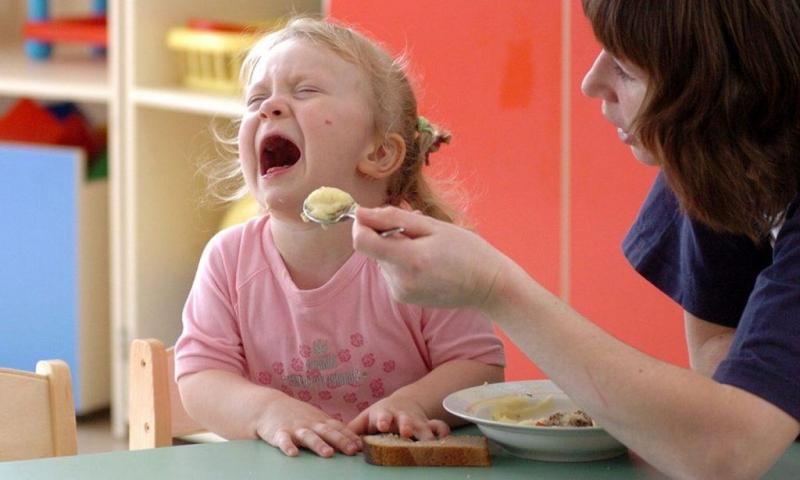 6 советов как накормить ребенка