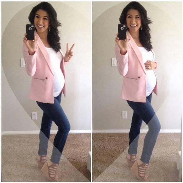 Одежда для беременных – по месяцам: что и когда покупать