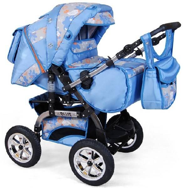 Как выбрать коляску для новорожденного ребенка: виды и особенности колясок