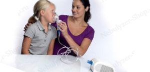 Можно ли делать ребенку ингаляции небулайзером при температуре?
