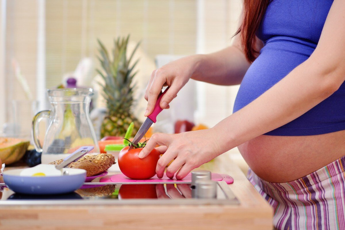 Какие продукты выбирать по время беременности в зависимости от триместра