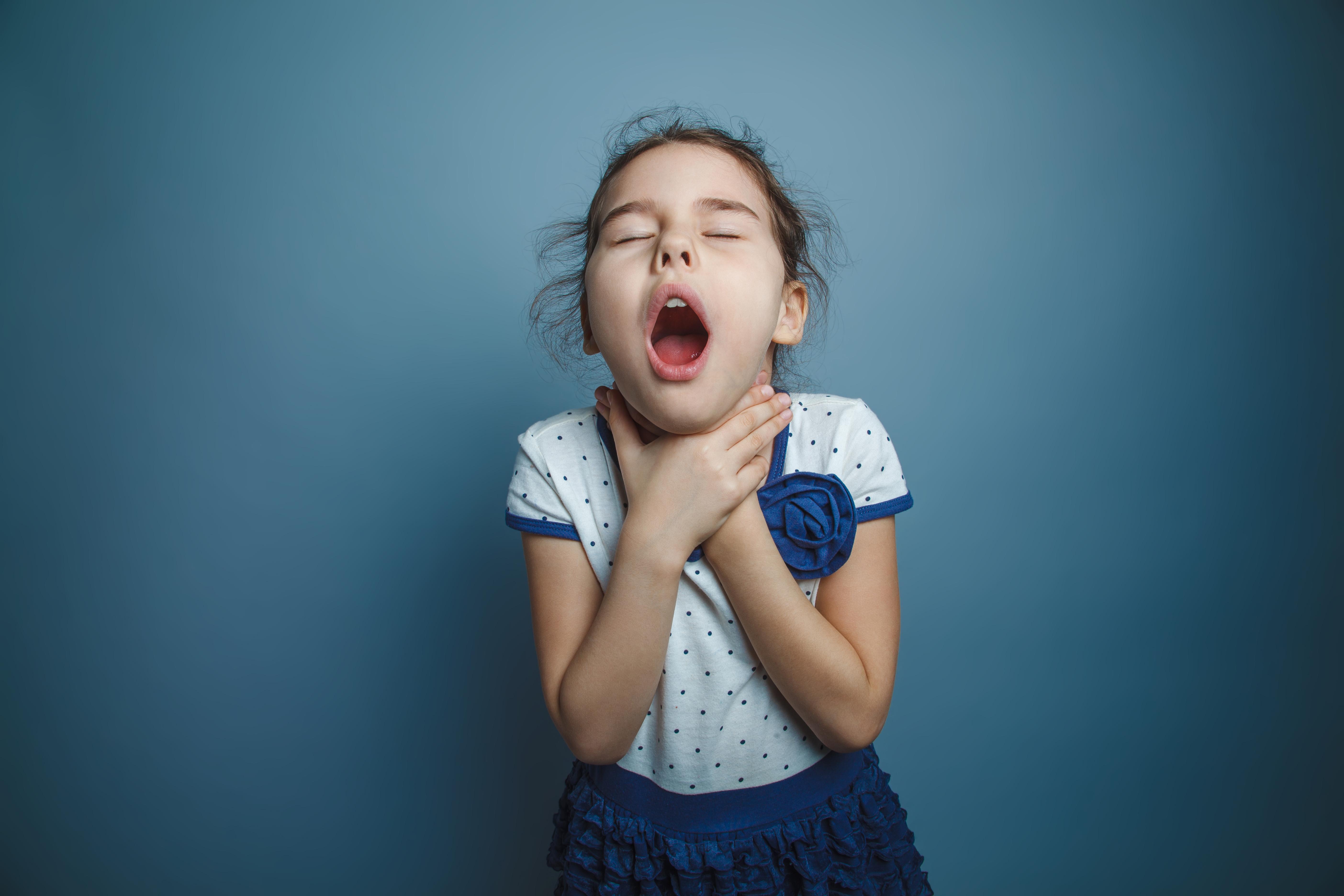 Первая помощь при ларингоспазме у детей