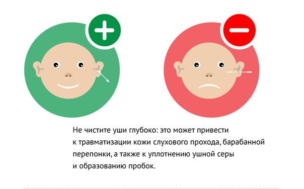 Как чистить ушки новорожденному: рекомендации по правильному уходу