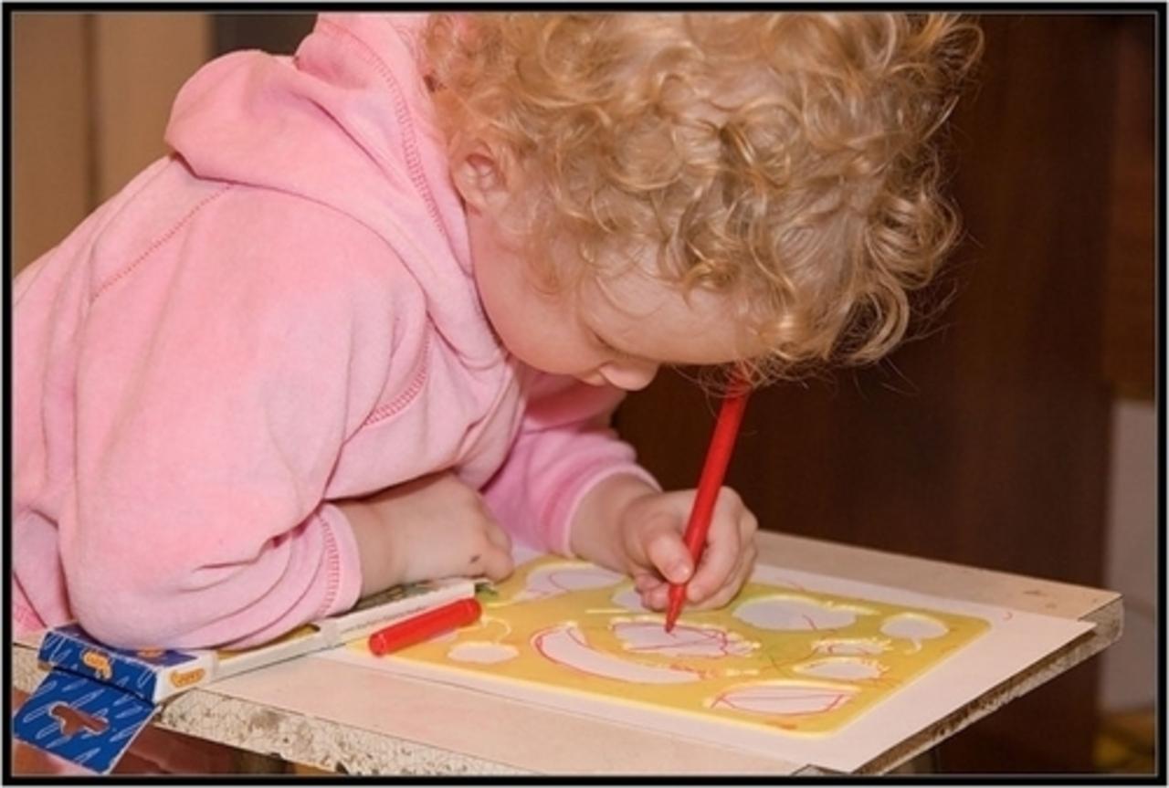 Развитие ребенка левши