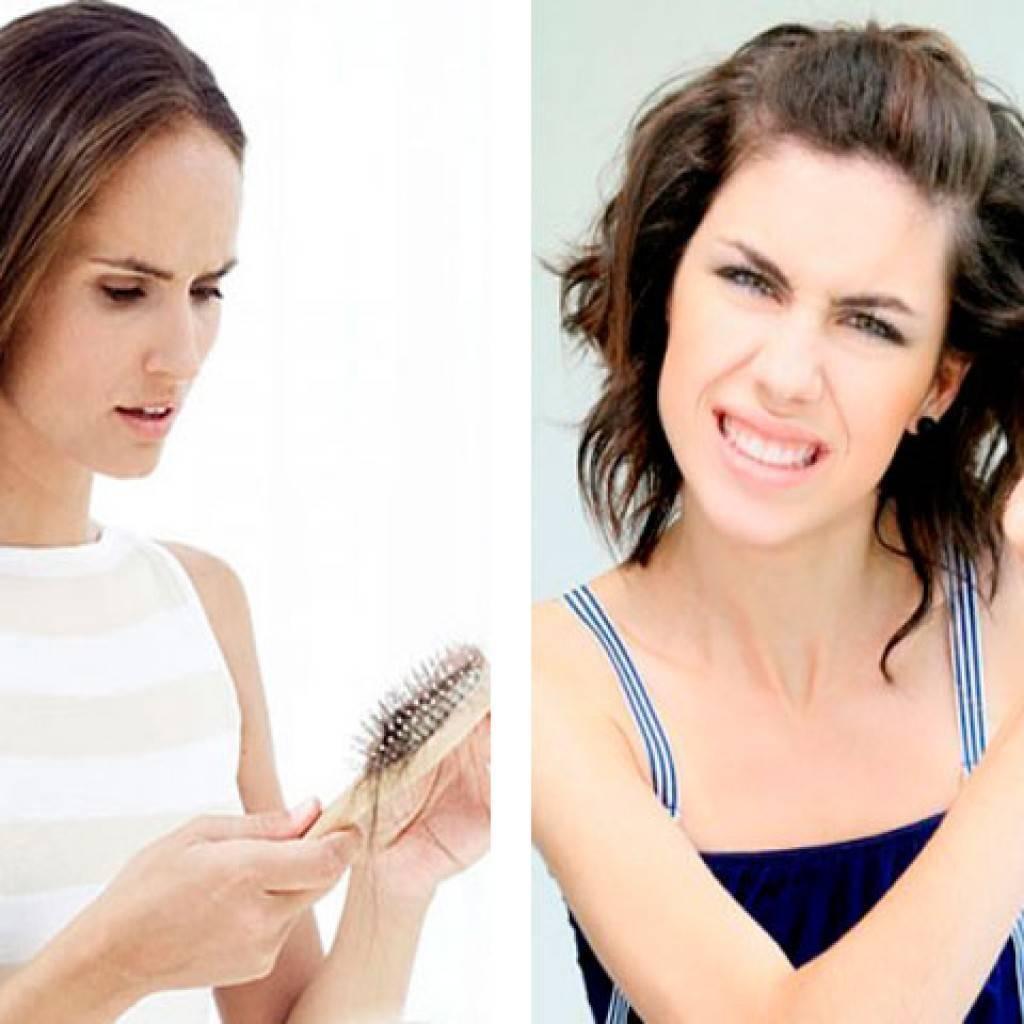 Почему и как долго сильно выпадают волосы на голове после родов