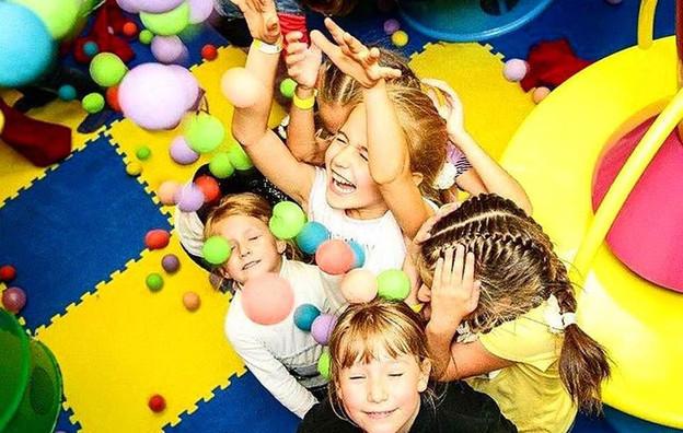 Игры и развлечения на детский день рождения дома