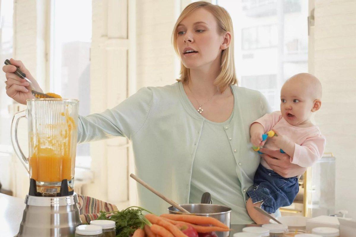 Как все успевать на работе и дома? 14 советов работающей маме