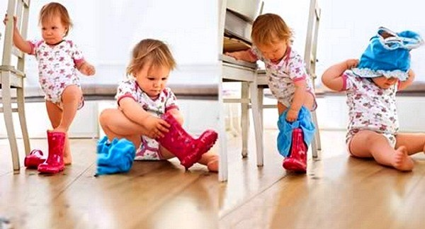 Консультация для родителей «учим детей одеваться самостоятельно»