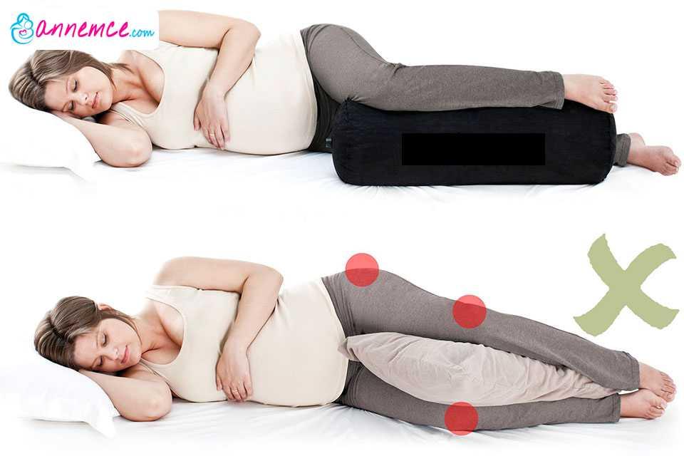 Как спать во время беременности: позы для сна будущей мамы / mama66.ru