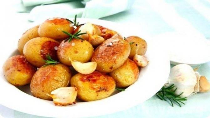 Картошка при грудном вскармливании малыша