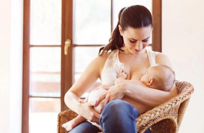 Основные и главные правила кормления грудью грудного ребенка
