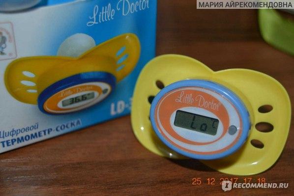 Плюсы и минусы соски-термометра - мама и малыш