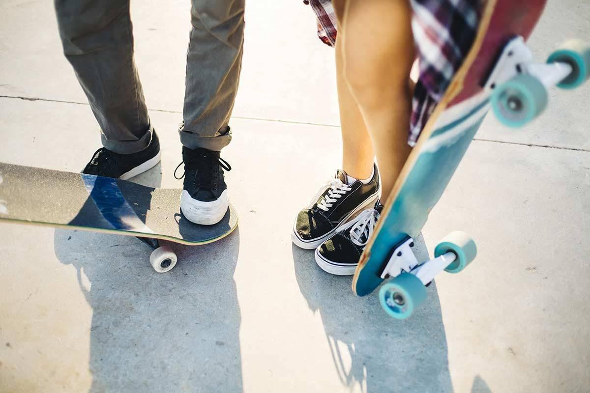 ☀ как выбрать детский скейтборд для ☀ ребенка, правила катания для начинающих детей