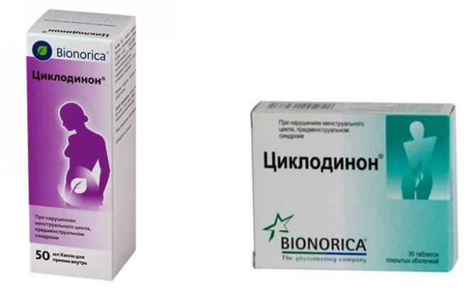 Циклодинон: показания к приему, противопоказания и возможные побочные эффекты