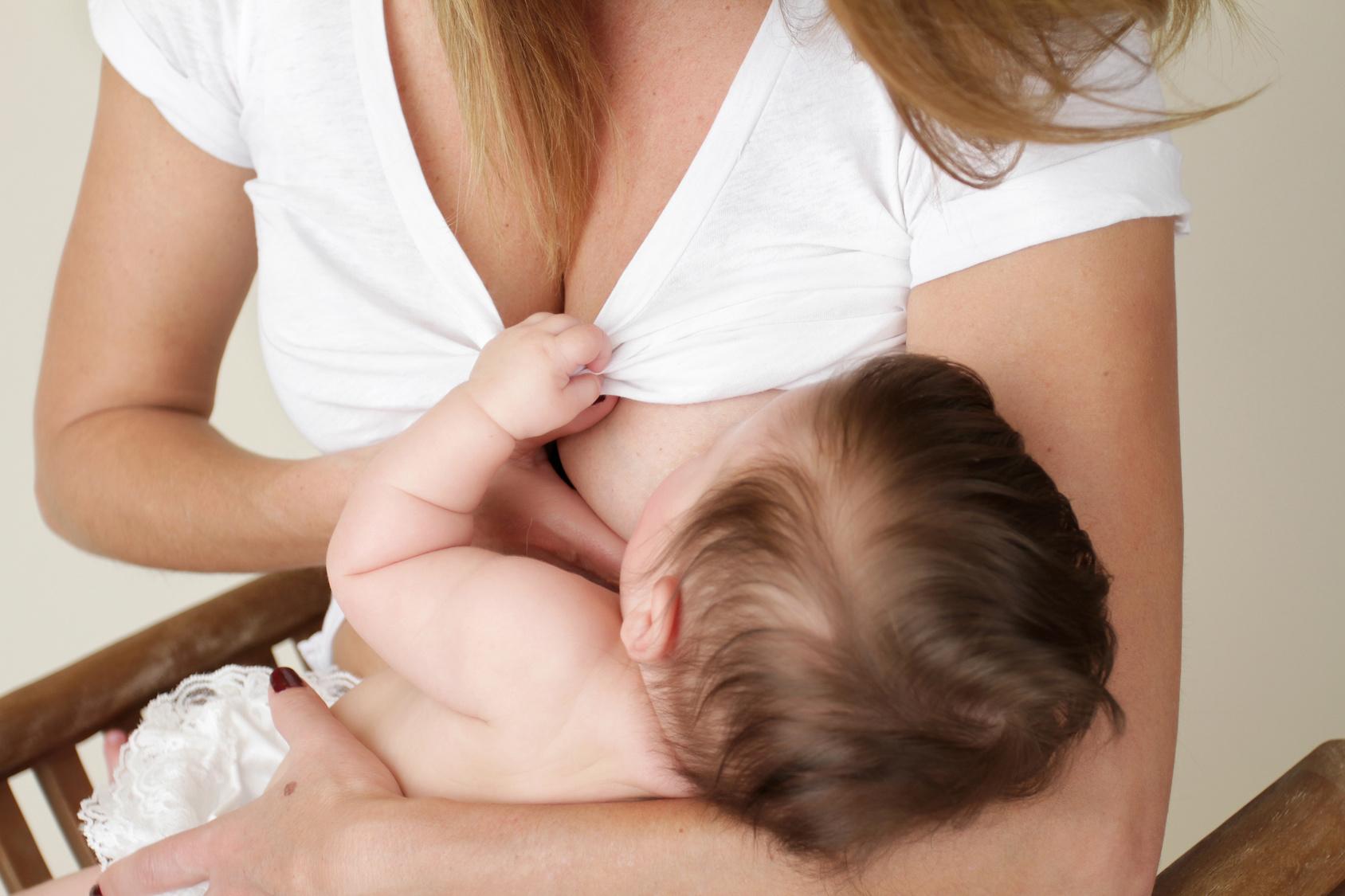 Как закончить грудное вскармливание быстро и эффективно