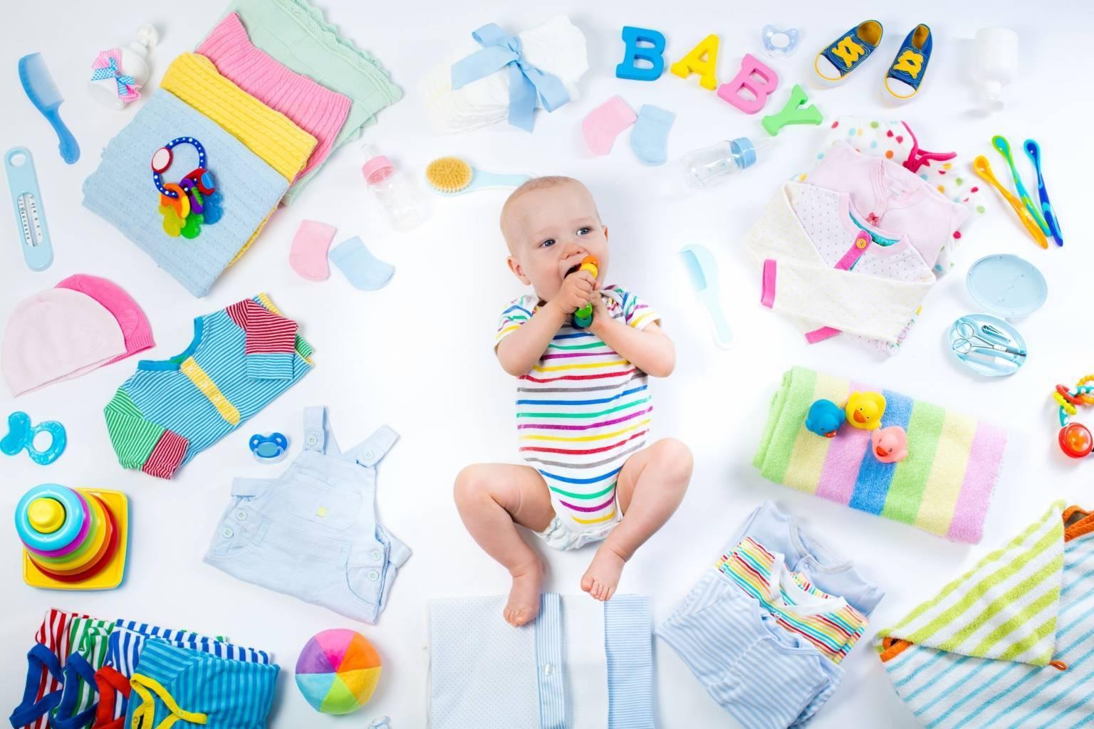 Необходимый список вещей для новорожденного!!! - страна мам
